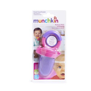 Alimentador Roxo e Rosa - Munchkin