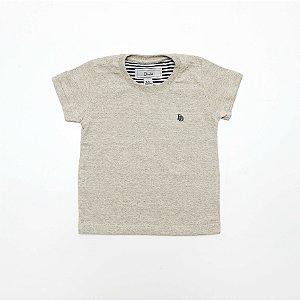 T-Shirt Baby Mescla - Dudes
