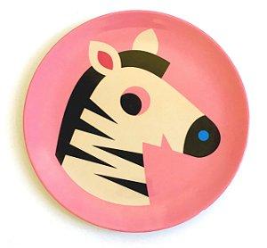 Prato Infantil Zebra - OMM Design