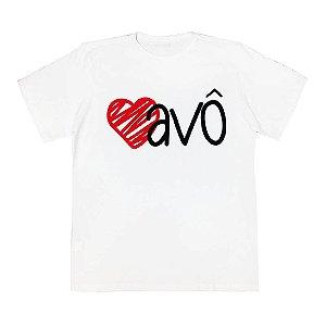 Camiseta Dia dos Pais - Avô - Té Confecções