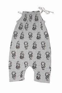 Macacão Bebê Scarlett - Pistol Star