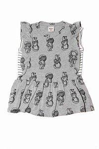 Vestido Bebê Hannah - Pistol Star