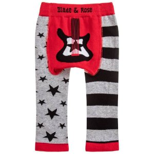 Meia Calça Legging Infantil Guitarra - Blade and Rose