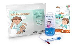 Kit Resfriado Nosefrida + Resliv - Babydeas