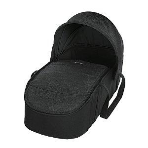 Moisés Laika Soft Carrycot Nomad Black - Maxi-Cosi