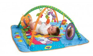Tapete de Atividades Gymini Playground Kick And Play - Tiny Love
