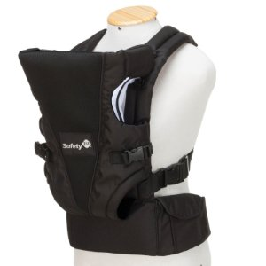 Canguru Uni-T Full Black - Safety 1st