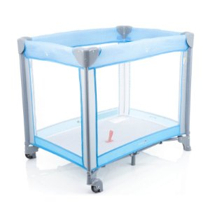 Berço Portátil Mini Play Pop Blue - Safety 1st