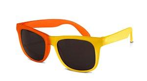 Óculos de Sol Switch Amarelo para Laranja - Real Shades