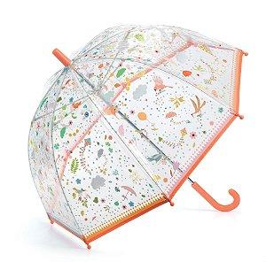 Guarda-Chuva Infantil Nuvens - Djeco