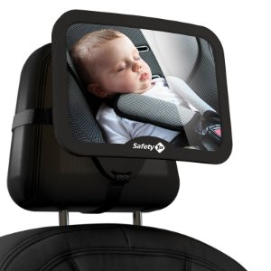 Espelho Back Seat Black - Safety 1st