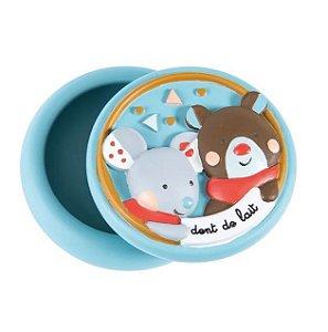 Caixinha Dente de Leite Les Jolis Urso - Moulin Roty