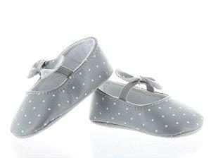 Sapato Infantil Ballerine Grey Sophie La Girafe - Vulli