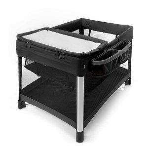 Berço Portátil Easy Fold Black - Safety 1st