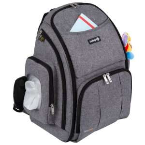 Mochila Back'Pack Safety 1st Grey - Safety 1st