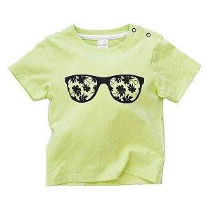 Camiseta Manga Curta Óculos de Sol - Blade and Rose