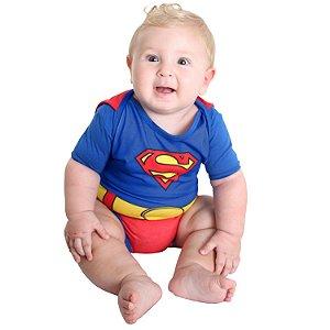 Body Verão Super Homem
