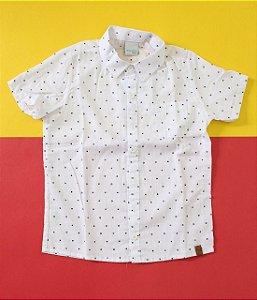 Camisa branca Malwee
