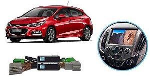 Desbloqueio de vídeo do USB GM Chevrolet.  Equinox , Cruze ,Nova S-10, Trailblazer FaafTech FT-VF-GM3