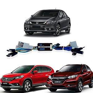 Interface Desbloqueio De Tela Honda CRV / Civic / HRV  Faaftech FT-VIDEO-FREE HND