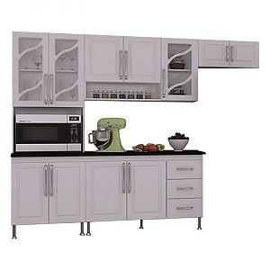 Cozinha Dora 4 Peças Branco - Indekes