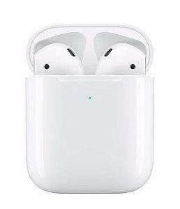 Apple AirPods 2ª Geração c/ Wireless Case