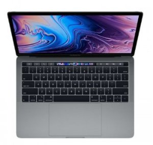 "MacBook Pro 13"" (2019) Space Gray Touch Bar/ID - i5 1.4Ghz / 8 GB com 2133 MHz / 128GB SSD/ Intel Iris Plus Graphics 645"