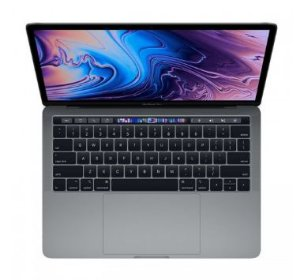 "MacBook Pro 15"" (2019) Space Gray Touch Bar/ID - i7 2.6Ghz / 16 GB com 2400 MHz / 256GB SSD/ Radeon Pro 555X com 4 GB de memória GDDR5"