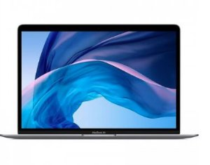 "Macbook Air 13"" Cinza-Espacial i5 1.6Ghz / 8GB Ram / 256GB SSD (Modelo 2019 com True Tone)"