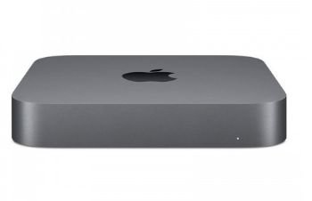 Mac Mini i3 3.6, 8GB de Ram, 128 SSD Cinza-Espacial (2018)
