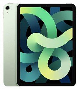 iPad Air 4ª Geração 64GB Verde Wi-Fi - Pré-Venda
