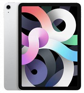 iPad Air 4ª Geração 64GB Prateado Wi-Fi - Pré-Venda
