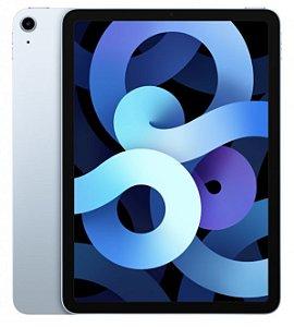 iPad Air 4ª Geração 64GB Azul Wifi + Celullar - Pré-Venda