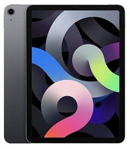 iPad Air 4ª Geração 256GB Cinza-Espacial Wifi + Celullar - Pré-Venda