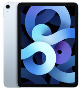 iPad Air 4ª Geração 256GB Azul Wifi + Celullar