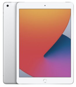 iPad 8˚Geração Prateado 32GB Wifi + Celullar