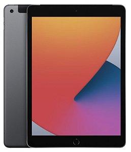 iPad 8˚Geração Cinza espacial 128GB Wifi + Celullar