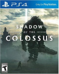 PRÉ VENDA - SHADOW OF THE COLOSSUS - PS4