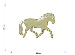 Pingente Cavalo Inteiro