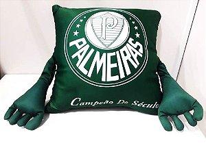 ALMOFADA COM BRAÇOS PALMEIRAS
