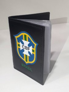 CARTEIRA DE COURO BRASIL