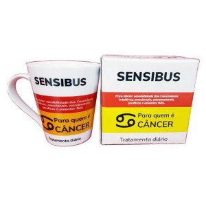 CANECA DE PORCELANA CANCER