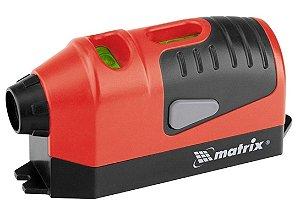 Nivel Laser com Prumo 2 Bolhas MTX