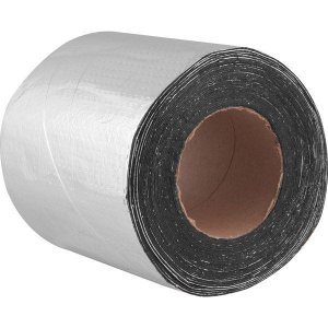 Fita Adesiva Impermeável para Telhado e Calha 15Mx10M Vonder