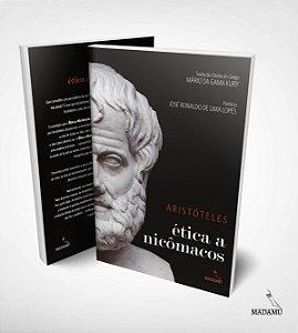 Livro Ética a Nicômacos - Aristóteles - tradução direta do grego por Mário da Gama Kury