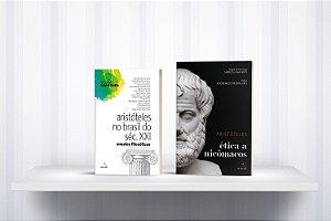 COMBO - Ética a Nicômacos + Aristóteles no Brasil do Séc XXI (Ensaios Filósoficos)