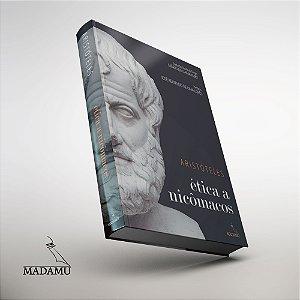 Livro Ética a Nicômacos - Aristóteles - CAPA DURA - tradução direta do grego por Mário da Gama Kury