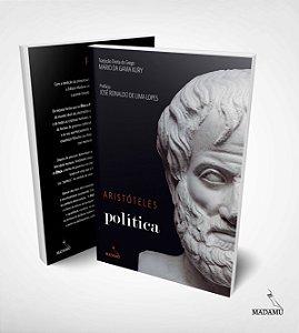 Livro Política - Aristóteles - tradução direta do grego por Mário da Gama Kury