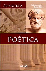 Livro Poética - Aristóteles - Tradução de Edson Bini