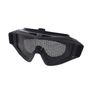 Óculos de proteção NTK com tela tático